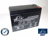 Leoch LP12-10H - Electric Toy Car Battery